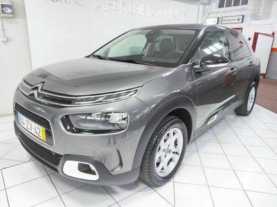 usado Citroën C4 Cactus 1.2 Puretech 110 S&S - GPS E CAM