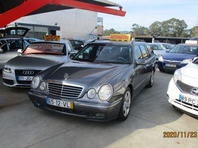 usado Mercedes E270 Station Avantgarde
