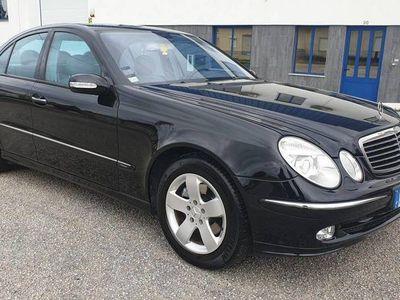 usado Mercedes E220 CDi AvantGarde Nac