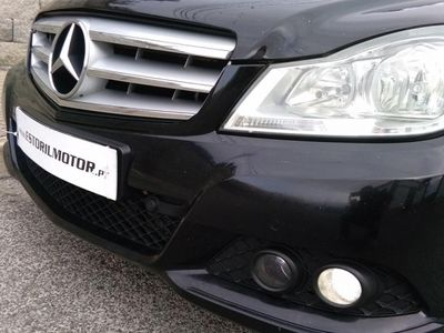 usado Mercedes C200 CDi Elegance BlueE. Aut.
