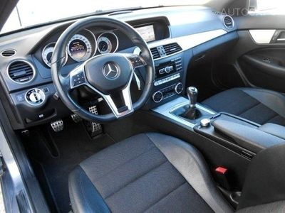 usado Mercedes C220 ClasseCDI BE Coupé AMG