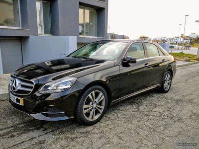 usado Mercedes E220 2.2 170cv