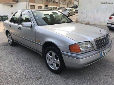 brugt Mercedes C200 2.0
