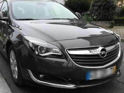 brugt Opel Insignia 2.0 CDTi Executive S/S