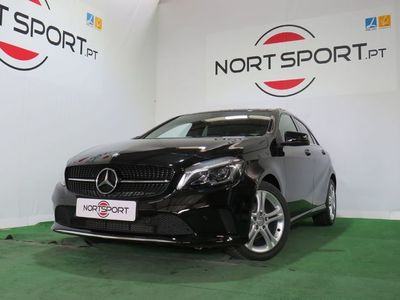 usado Mercedes A180 D Fleet Pack Urban