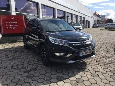 gebraucht Honda CR-V 1.6 i-DTEC Elegance Plus Connect Navi (120cv) (5p)