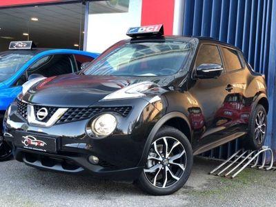 usado Nissan Juke GPS-CAMERA 360-TETO DE ABRIR PANORÂMICO-BANCOS EM PELE ...