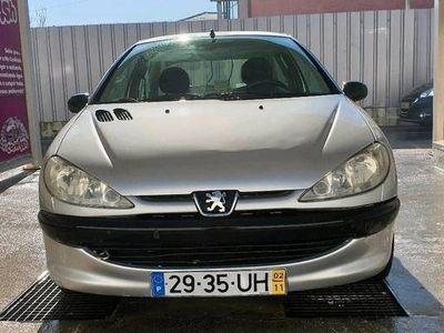 usado Peugeot 206 1.4 HDI ANO2002 BARATO
