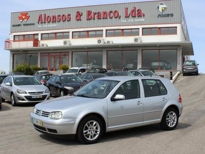 usado VW Golf IV 1.9TDI 130cv