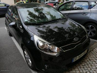 usado Kia Rio 1.2 CVVT gasolina