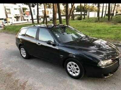 brugt Alfa Romeo 156 spor