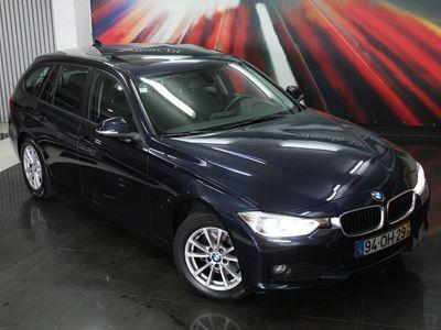 usado BMW 320 Série 3 d Touring Bixenon Teto Abrir