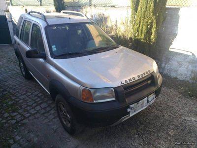 brugt Land Rover Freelander td de 5 portas