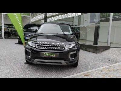 gebraucht Land Rover Range Rover evoque 2.0 eD4 Pure