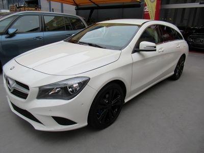 usado Mercedes CLA220 Shooting Brake CLA