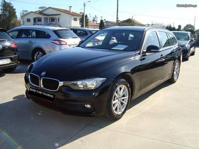 used BMW 318 d touring automatico