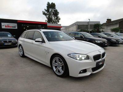 usado BMW 520 d Auto Pack M 190cv