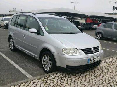brugt VW Touran 1.9 tdi 105 CV