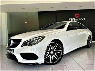 usado Mercedes E220 cdi Coupe AMG