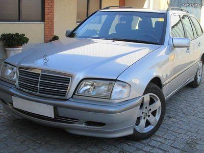 usado Mercedes C250 Station 2.5 T D - 98