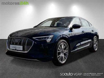 usado Audi E-Tron - Sportback 55 quattro Advanced