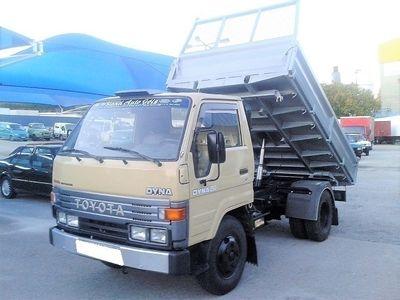 usado Toyota Dyna 250 ( BU84 ) Tribasculante