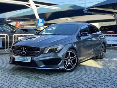 usado Mercedes CLA180 d AMG Line