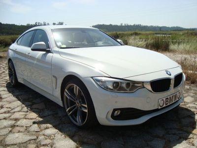usado BMW 420 d Auto
