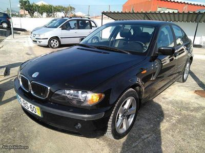 usado BMW 320 150cvs Caixa Auto