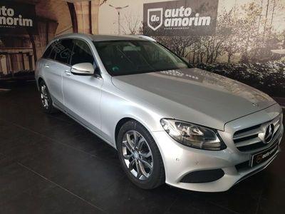 usado Mercedes C200 bluetec w205 avantgarde auto
