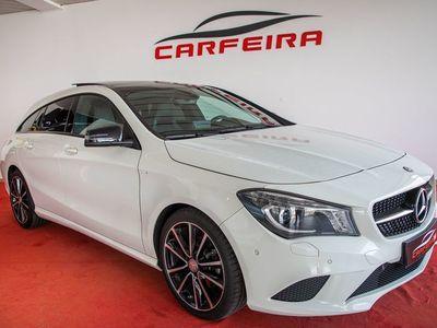 usado Mercedes CLA220 URBAN PANORAMICA AUTOMATICA