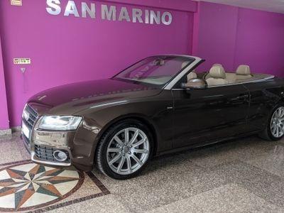 usado Audi A5 Cabriolet 2.0TFSI Quatro S-line 211cv
