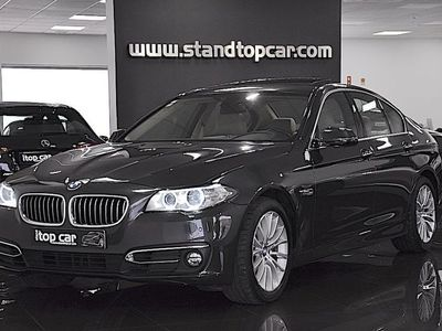 usado BMW 525 Série 5 d Line Luxury Auto (218cv) (4p)