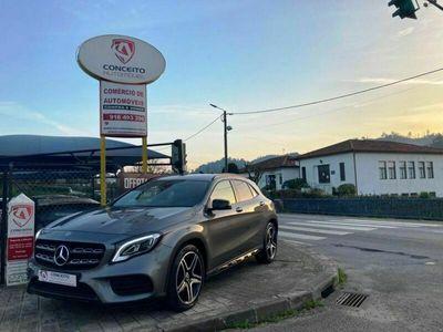 usado Mercedes GLA200 d AMG Line