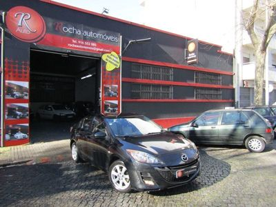 usado Mazda 3 1.6 MZ-CD Sport (109cv4p) AC DA