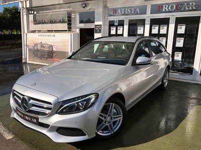 usado Mercedes C220 Avantgarde 7G-Tronic
