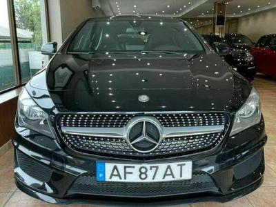 usado Mercedes CLA180 Amg Line