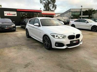usado BMW 118 D AUTO PACK M
