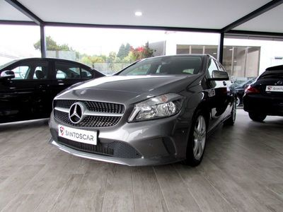 usado Mercedes A180 d BlueEfficiency Edition
