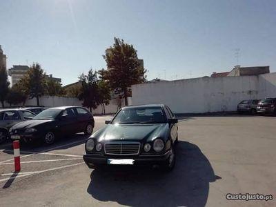 usado Mercedes E200 Diesel