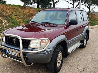 usado Toyota Land Cruiser 3.0