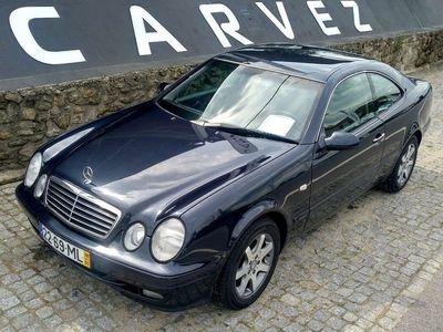 usado Mercedes CLK200 136CV Kompressor Elegance