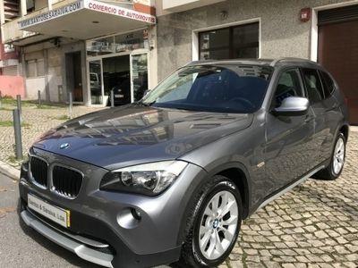 usado BMW X1 2.0 D - S Drive - 80.000 Km - Nacional - Garantia - Financiamento