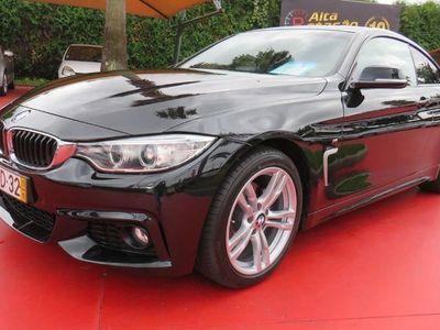 """usado BMW 420 d Coupé Cx. Automática """"Pack M"""" NACIONAL"""