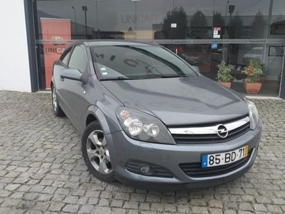 usado Opel Astra GTC