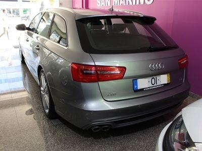 usado Audi A6 Avant 2.0 TDi S-line (177cv) (5p)