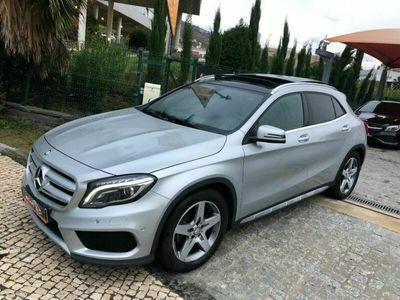 usado Mercedes GLA180 CDi AMG Line Aut.