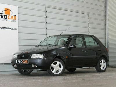 usado Ford Fiesta 1.25 Edition