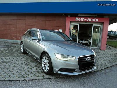 usado Audi A6 3.0TDI Avant