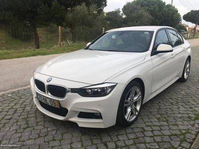 usado BMW 320 d pack m -